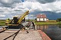 Stopień wodny Mikołajewo nr 17 , na rzece Noteć4 LOF.jpg