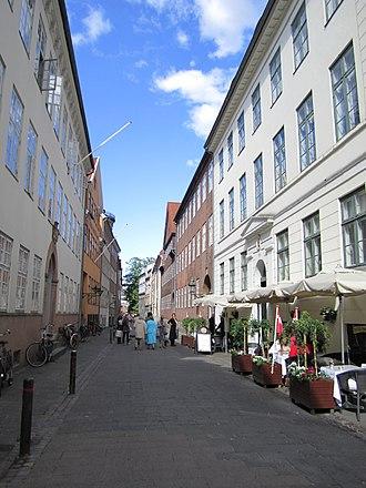 Store Kannikestræde - Elers Kollegium
