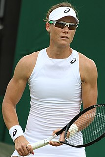Samantha Stosur Australian tennis player