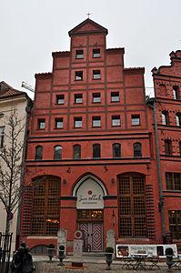 Stralsund, Fährstraße 24 (2012-03-11), by Klugschnacker in Wikipedia.jpg