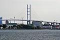 Stralsund von Altefähr aus (2012-09-02), by Klugschnacker in Wikipedia (54).JPG