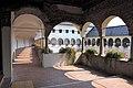 Strassburg Bischofsburg Innenhof Arkaden erster Stock 05092012 578.jpg