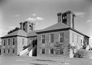 Thomas Lee (Virginia colonist) -  Stratford Hall Plantation, built by Thomas Lee.