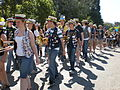 Straw Hat Band at Cal Day 2009 5.JPG