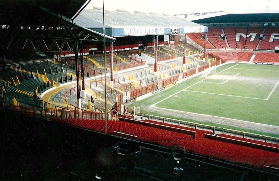 Stretford end 1992