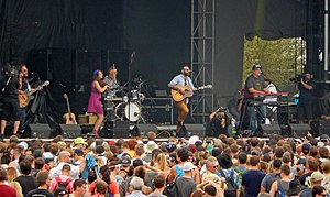 The Strumbellas - The Strumbellas at Lollapalooza 2016