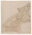 Studies for the trompe-l'oeil decorations of Palazzo Ducale (Palazzo Pitti), Florence MET DP870426.jpg