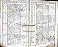 Subačiaus RKB 1832-1838 krikšto metrikų knyga 131.jpg