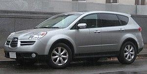 Subaru B9 Tribeca 2006