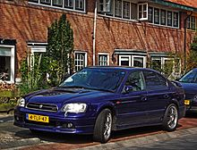 Subaru Legacy (third generation) - Wikipedia