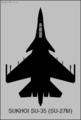 Sukhoi Su-35 (Su-27M).png
