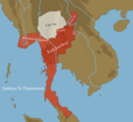 Sukhothai Kingdom at its greatest extent.png
