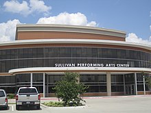 Sullivan Performing Arts Center in Texarkana, TX IMG 6364.jpg