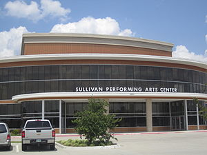 Texas High School - Sullivan Performing Arts Center of the Texarkana Independent School District