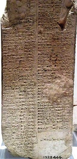 Sumerische Königsliste