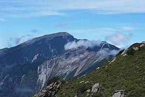 Mount Guan - Image: Summit of Guan Mountain