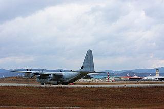 Marine Corps Air Station Iwakuni American–Japanese air base in Yamaguchi, Japan