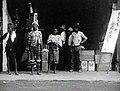 Sundry Vendors in Osaka Bazar, Manila, Philippines (1934).jpg