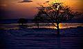 Sunset over the albanian mountain.jpg