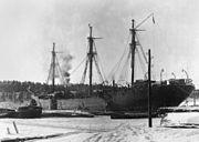 Suomen Joutsen during war