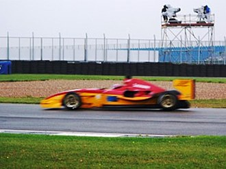 Galatasaray S.K. (Superleague Formula team) - Image: Super League Formula Donington Scuderia Playteam Galatasaray 2008 7
