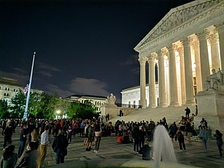 Death and state funeral of Ruth Bader Ginsburg 2020 death of a US Supreme Court justice