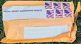 October 2018 United States mail bombing attempts A series of mail bombing attempts to high profile figures in United States