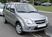 Suzuki Ignis - Wikipedia