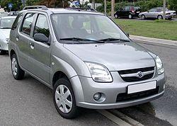 Suzuki Ignis 2003 2007
