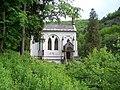 Svatý Jan pod Skalou, kaple svatého Maxmiliána, od severozápadu.jpg