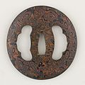 Sword Guard (Tsuba) MET 14.142 001feb2014.jpg