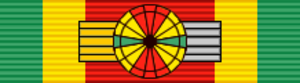 Order of Mono - Image: TGO Order of Mono Grand Officer BAR