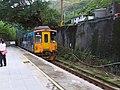 TRA DRC1024 at Haikeguan Station 20151104.jpg