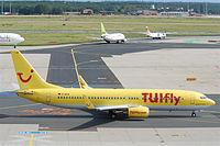 D-ATUI - B738 - TUI fly