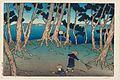 Tabi miyage dai isshū, Matsushima Katsurashima by Kawase Hasui.jpg