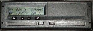 Tachograph - Digital Tachograph