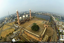 Taj-ul-Masajid Aerial Photo.jpg