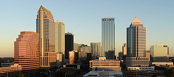 downtown tampa wikipedia. Black Bedroom Furniture Sets. Home Design Ideas