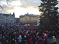 Tampere Central Square on 15th November 2015 Christmas Opening 4.jpg