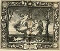 Tapisseries du roy, ou sont representez les quatre elemens et les quatre saisons - avec les devises qvi les accompagnent and leur explication - Königliche französische Tapezereyen, oder überauss (14742902801).jpg