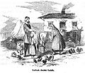 Tatar Farm-Yard. Edmund Spencer. Turkey, Russia, the Black Sea, and Circassia.P.273.jpg