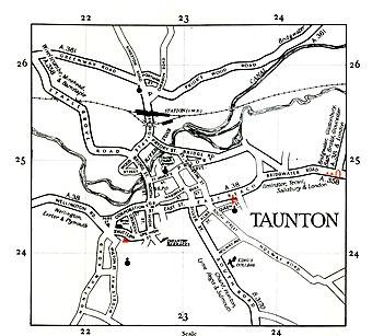 Taunton   Familypedia   FANDOM powered by Wikia