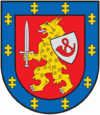 Coat of arms of Tauraģes apriņķis