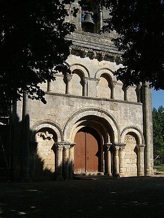 Tauriac, Gironde - Image: Tauriac 1