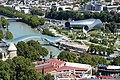 Tbilisi Peace Bridge and Rike Park.jpg