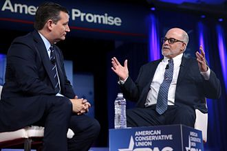 Mark Levin - Levin and Ted Cruz at the 2017 CPAC conference