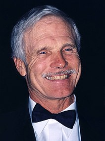 Ted Turner American media mogul, entrepreneur, and philanthropist