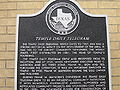 Temple Daily Telegram historical marker IMG 2373.JPG