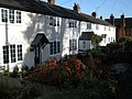 Terraced cottages, Middle Street, East Budleigh - geograph.org.uk - 1020103.jpg