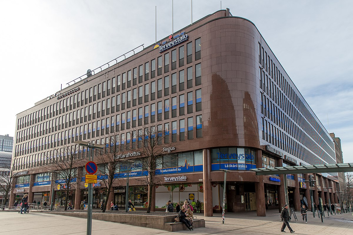 Terveystalo Helsinki Kamppi